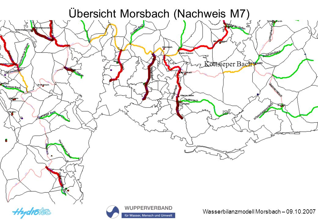 Übersicht Morsbach (Nachweis M7)