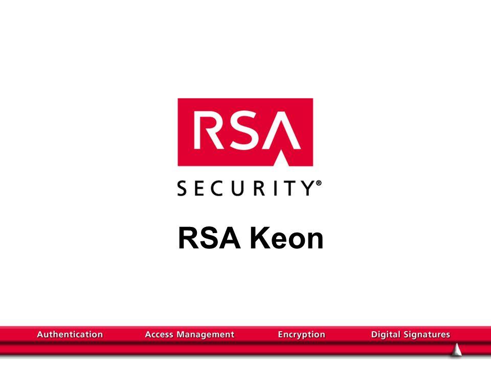 RSA Keon