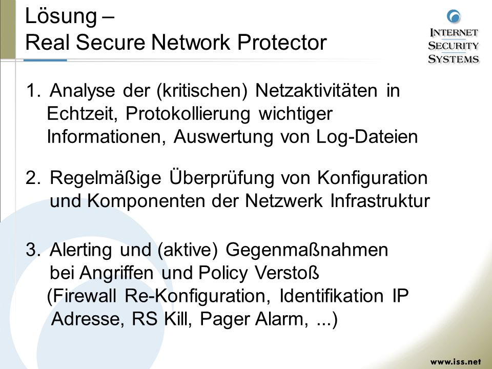 Real Secure Network Protector