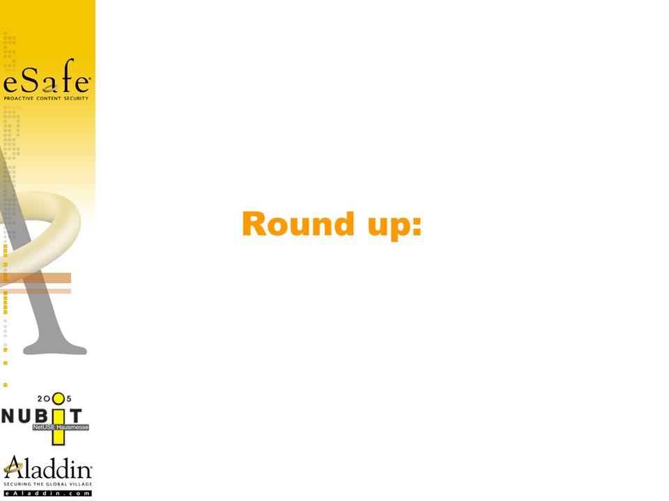 Round up: