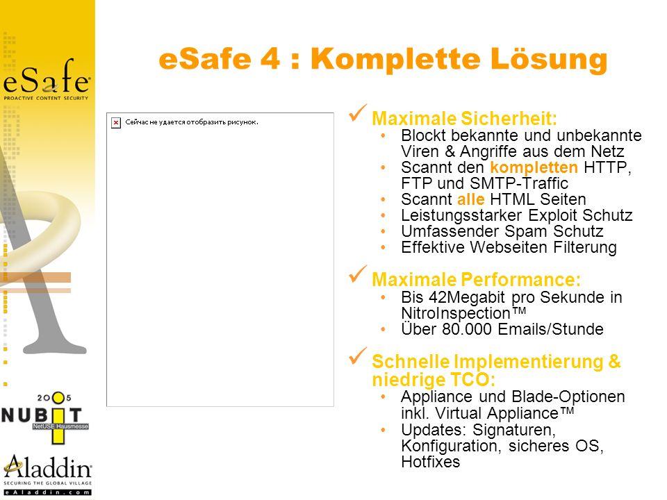 eSafe 4 : Komplette Lösung