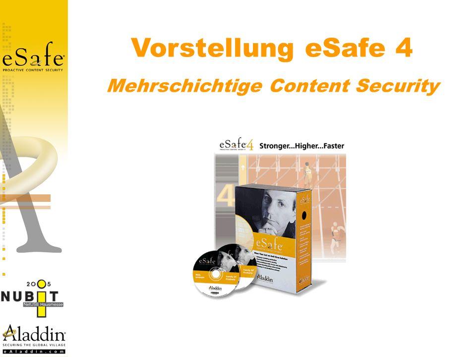 Mehrschichtige Content Security