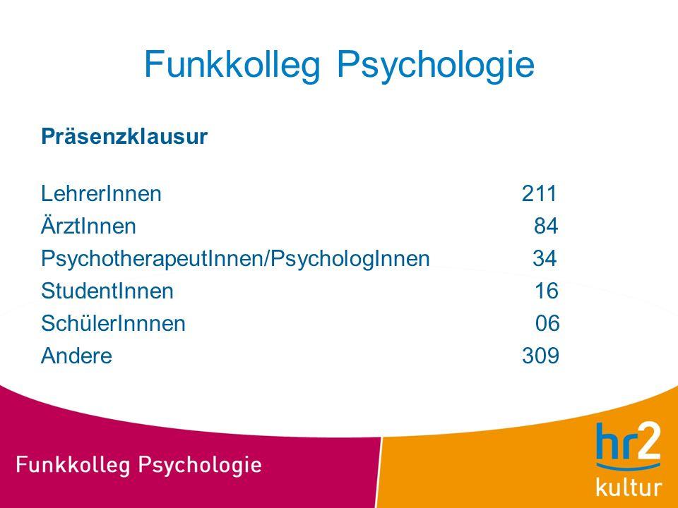 Funkkolleg Psychologie