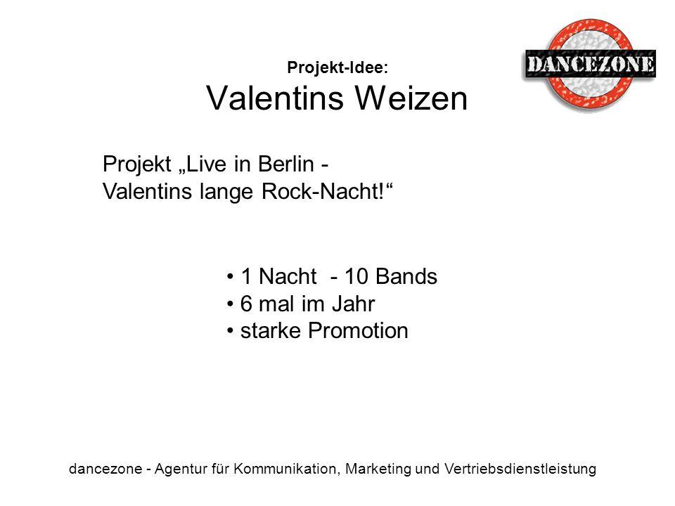 Projekt-Idee: Valentins Weizen