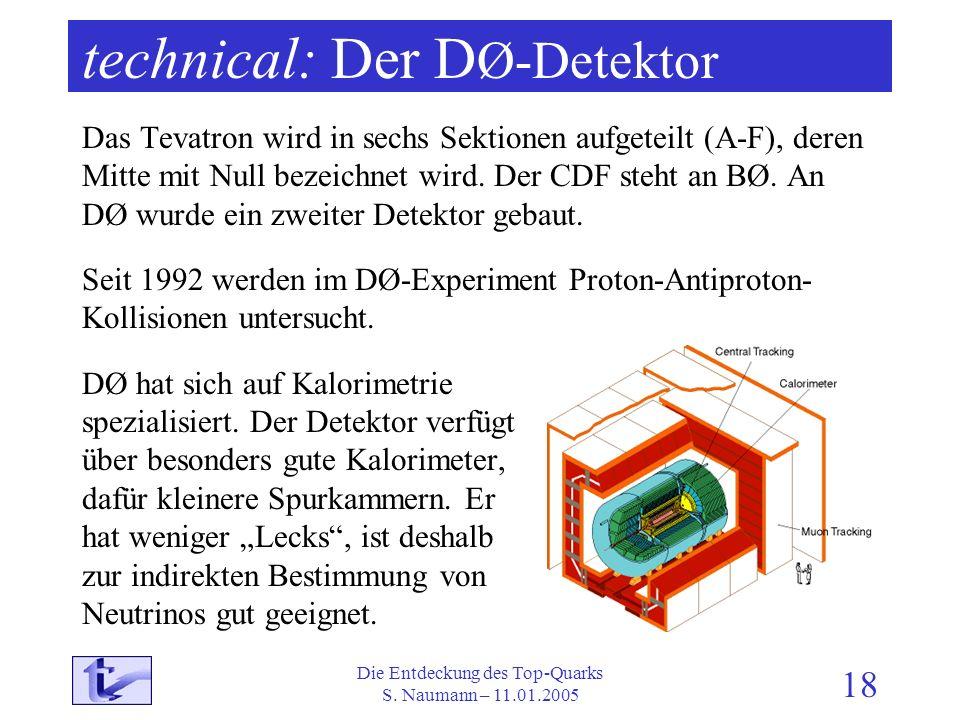 technical: Der DØ-Detektor