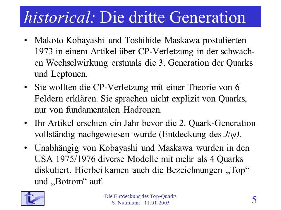 historical: Die dritte Generation
