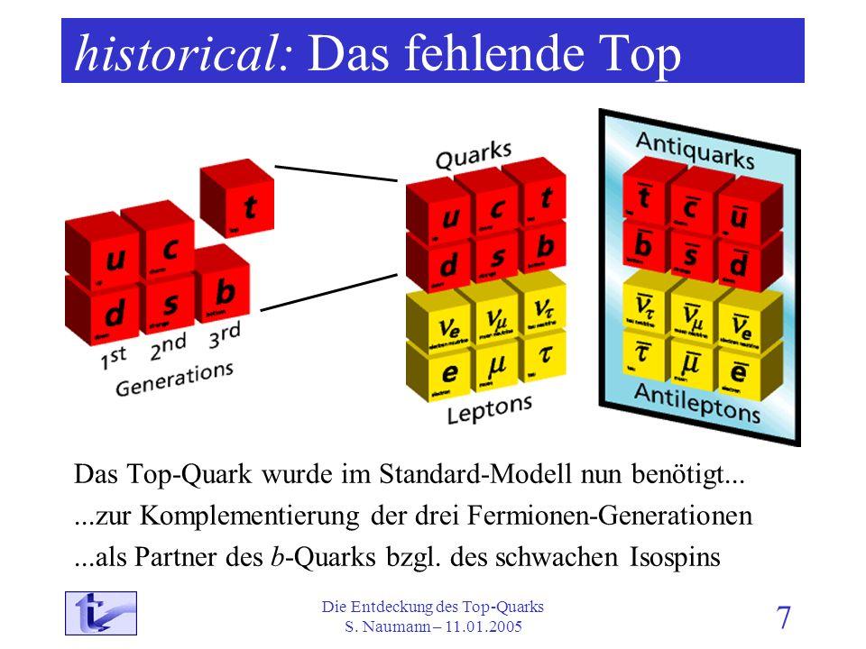historical: Das fehlende Top