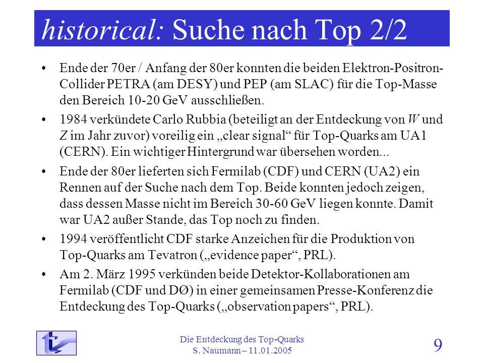 historical: Suche nach Top 2/2