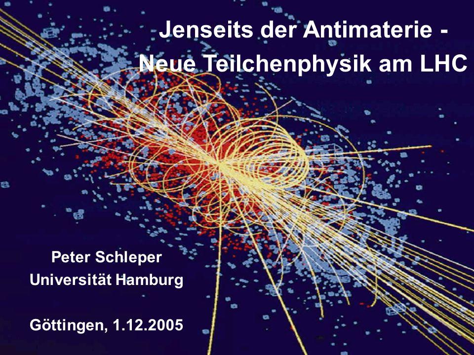 Jenseits der Antimaterie