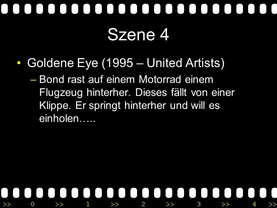 Szene 4 Goldene Eye (1995 – United Artists)
