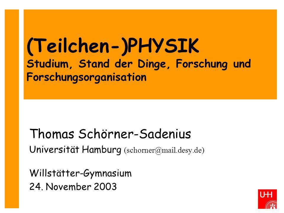 Thomas Schörner-Sadenius
