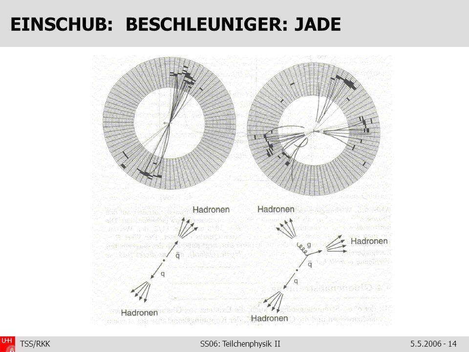 EINSCHUB: BESCHLEUNIGER: JADE