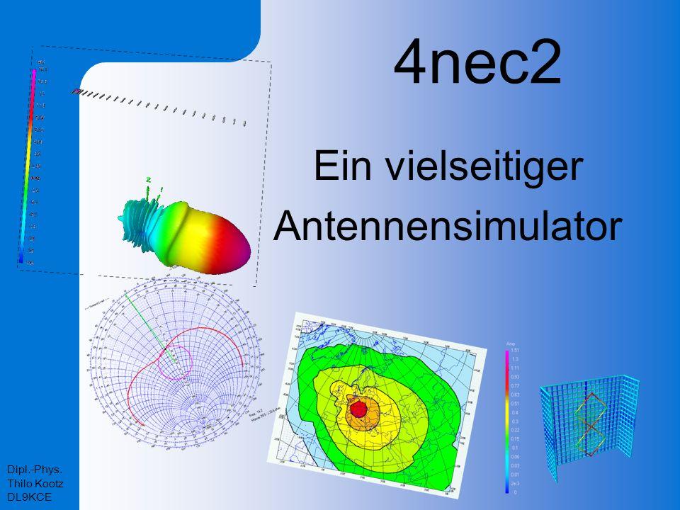 Ein vielseitiger Antennensimulator