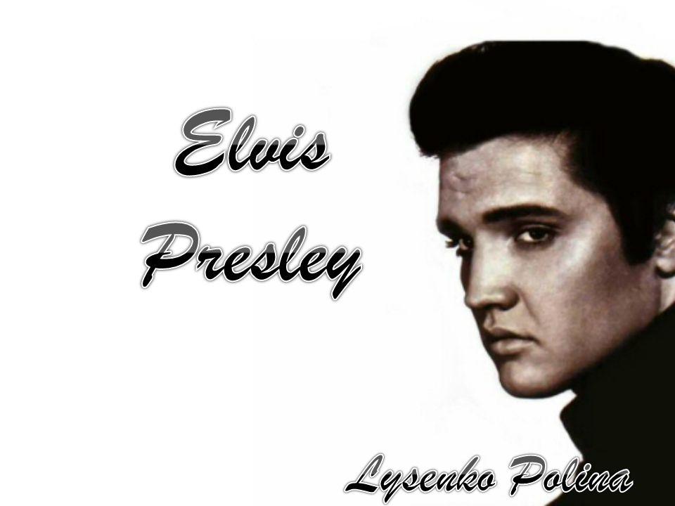 Elvis Presley Lysenko Polina