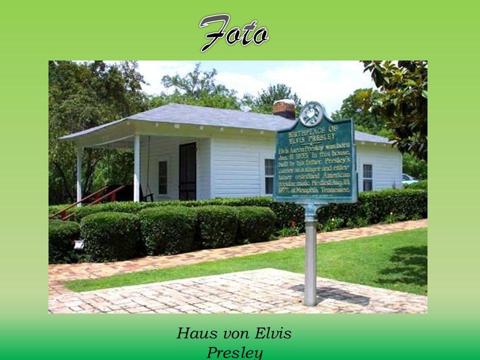 Foto Haus von Elvis Presley