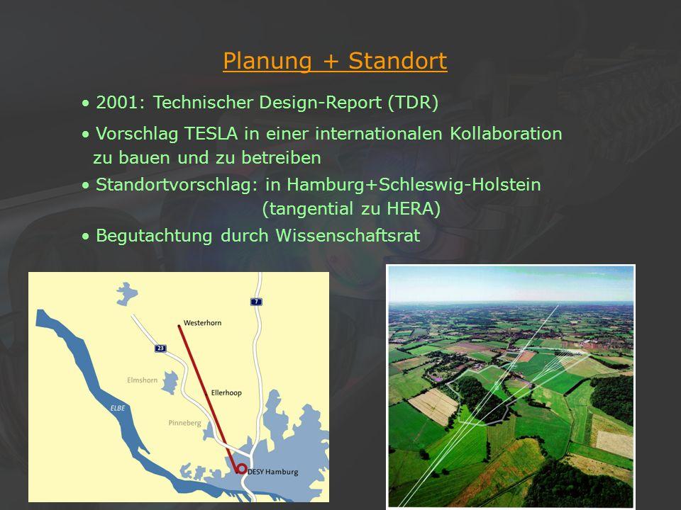 Klaus Desch, Der Elektron-Positron-Linearcollider TESLA, 22/11/2002