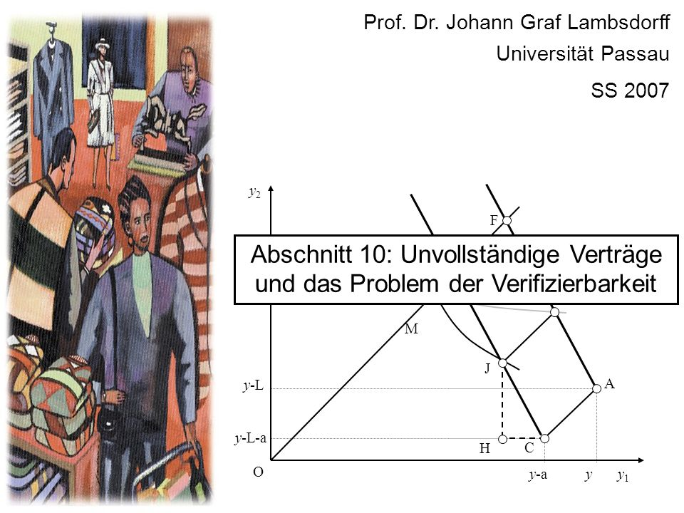 Prof. Dr. Johann Graf Lambsdorff