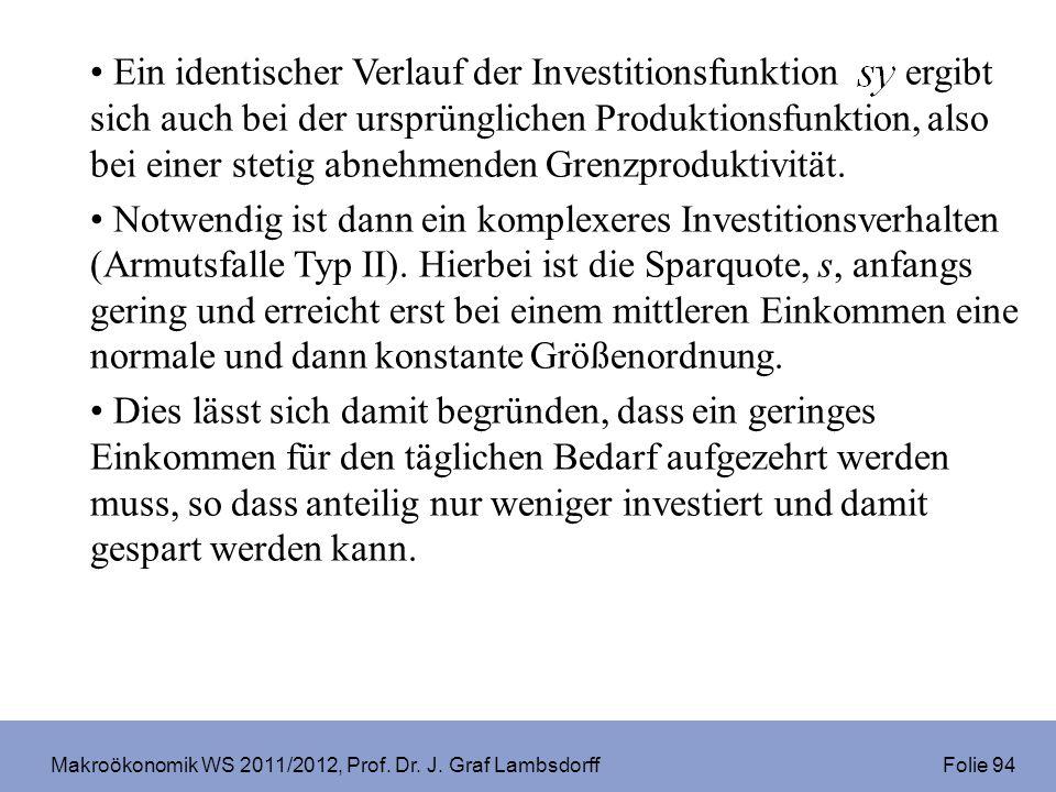 Pflichtlektüre:Gärtner, M.(2009), Macroeconomics, S.