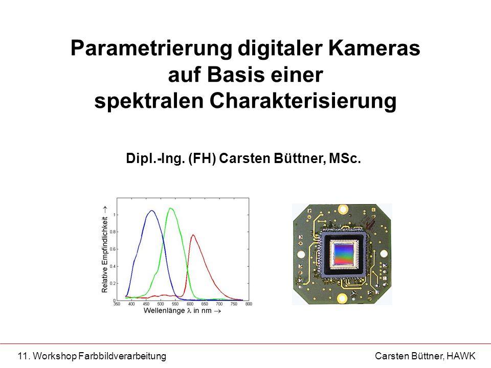 Dipl.-Ing. (FH) Carsten Büttner, MSc.