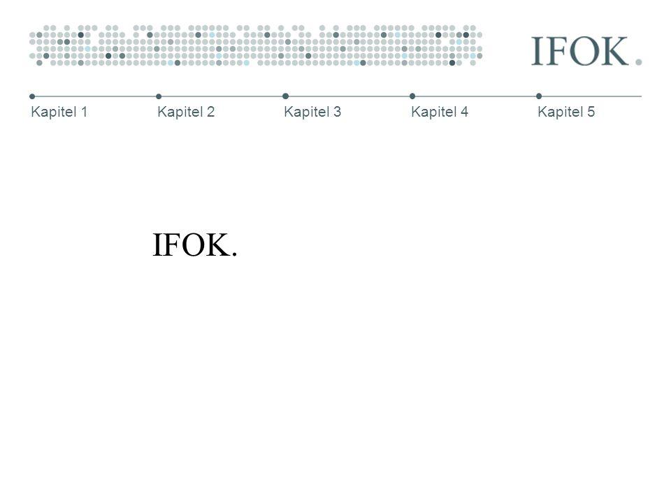 Kapitel 1 Kapitel 2 Kapitel 3 Kapitel 4 Kapitel 5 IFOK.