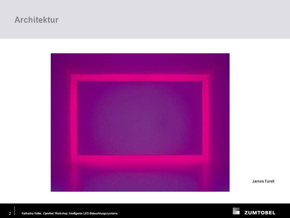 Architektur James Turell Lighting task Requirements Layout Test