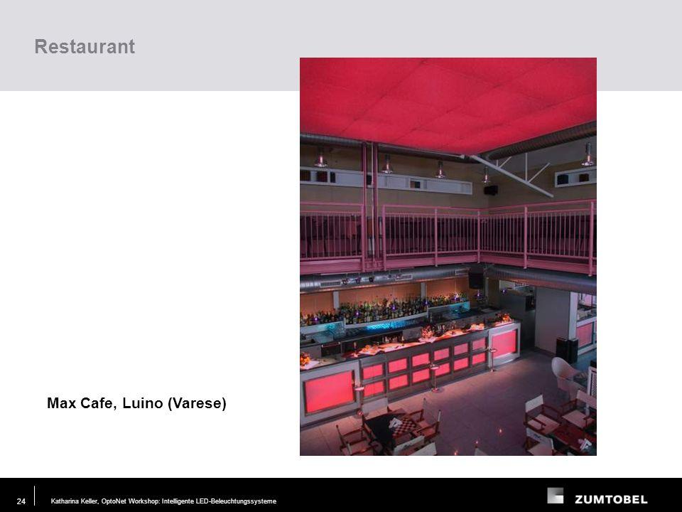 Restaurant Max Cafe, Luino (Varese)