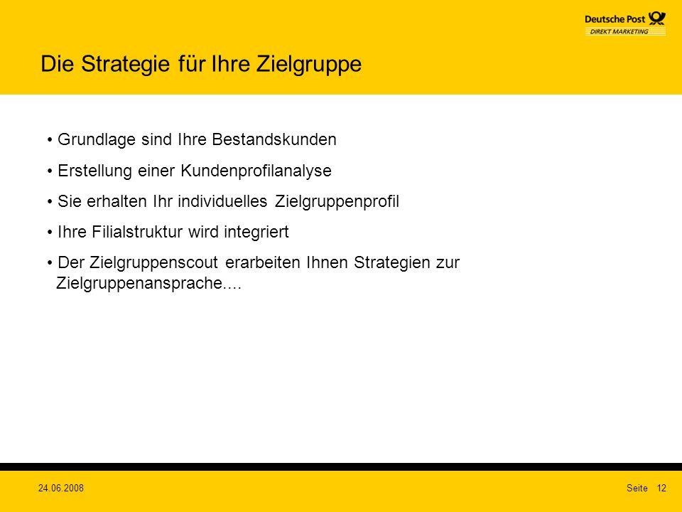 Die Strategie für Ihre Zielgruppe