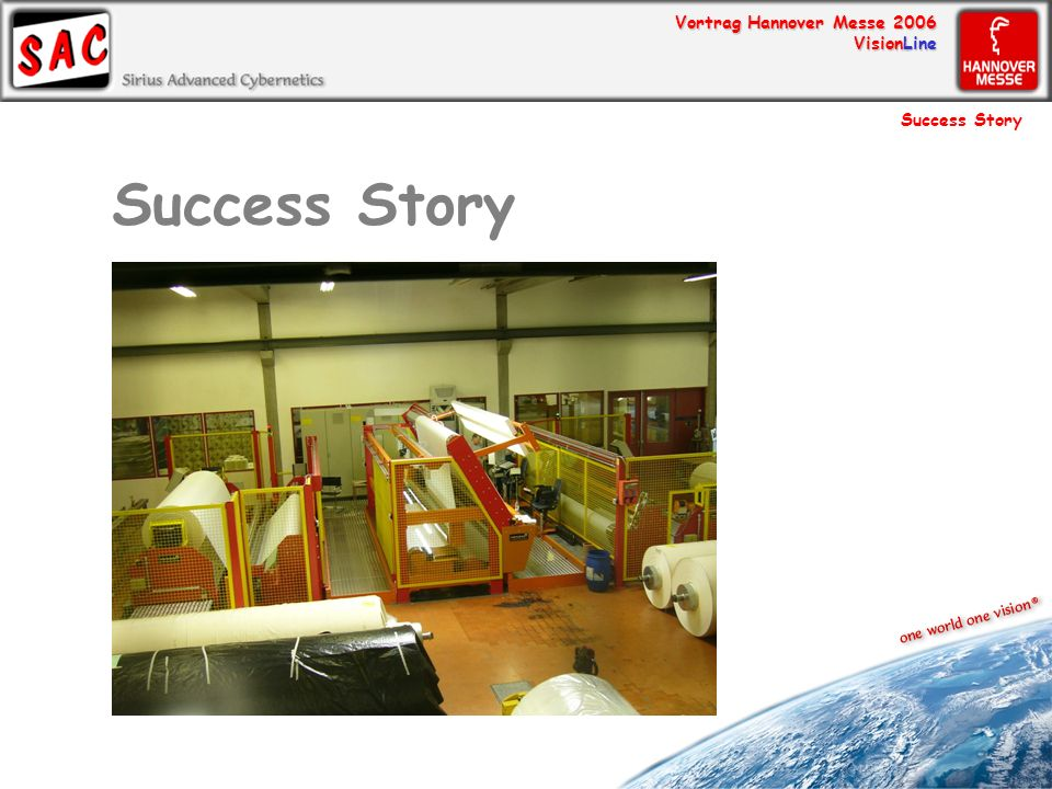 Success Story Success Story