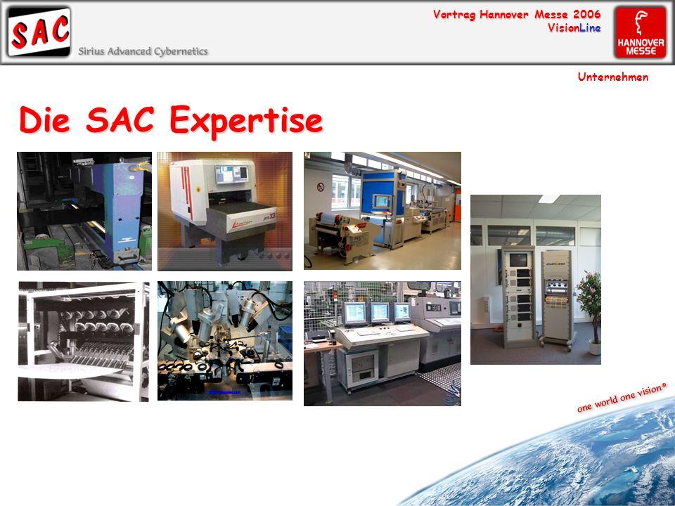 Unternehmen Die SAC Expertise