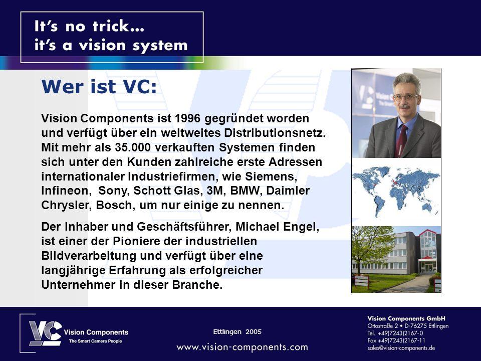 Wer ist VC: