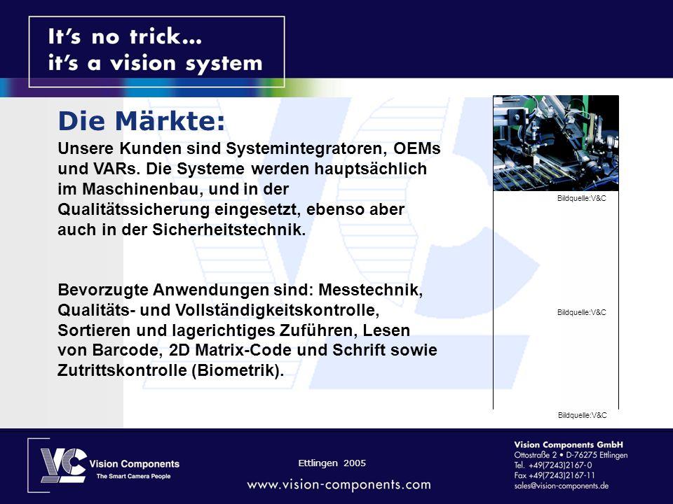 Die Märkte: