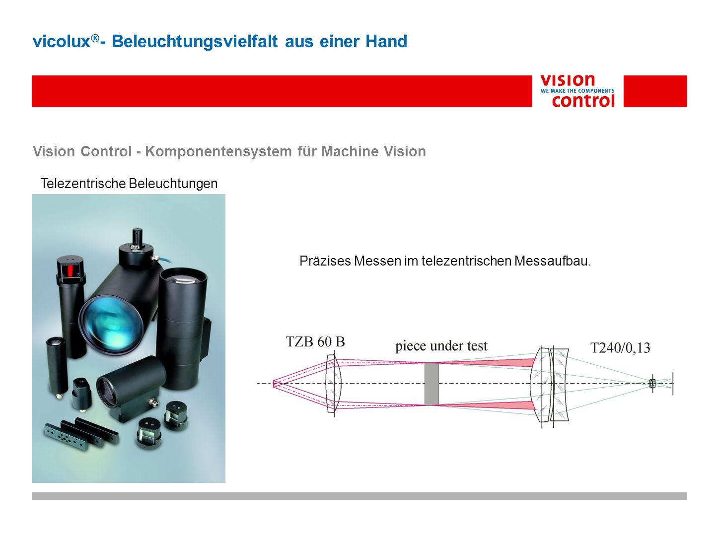 vicolux- Beleuchtungsvielfalt aus einer Hand