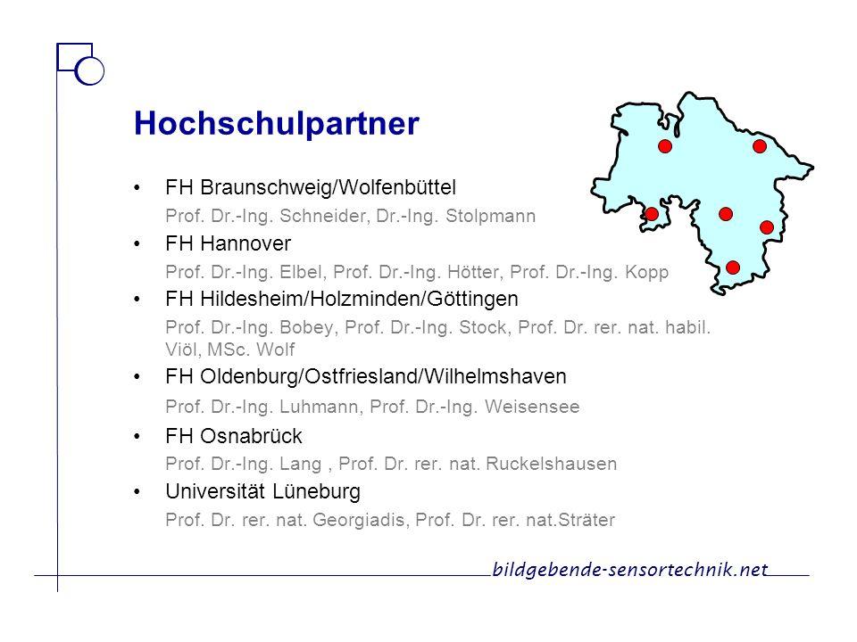 Hochschulpartner FH Braunschweig/Wolfenbüttel FH Hannover