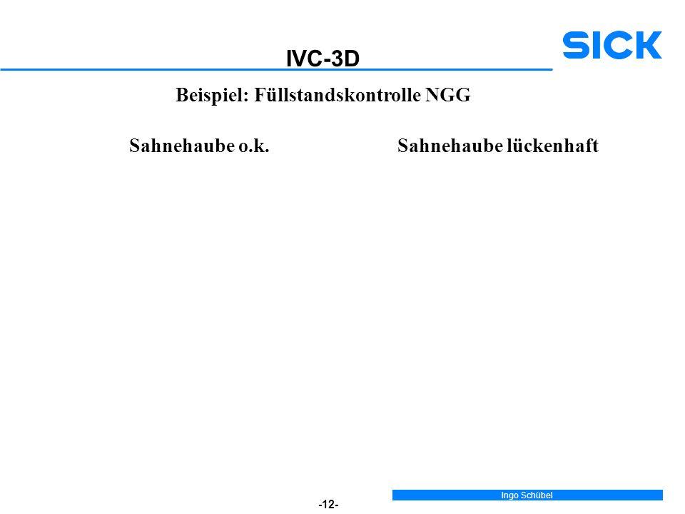 Beispiel: Füllstandskontrolle NGG