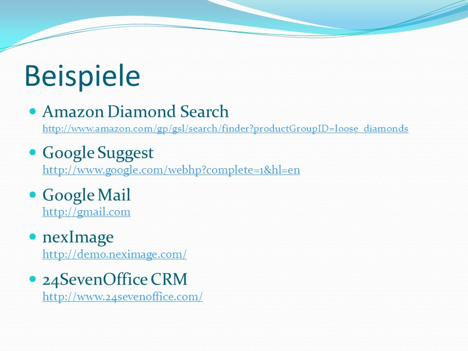 Beispiele Amazon Diamond Search http://www.amazon.com/gp/gsl/search/finder productGroupID=loose_diamonds.