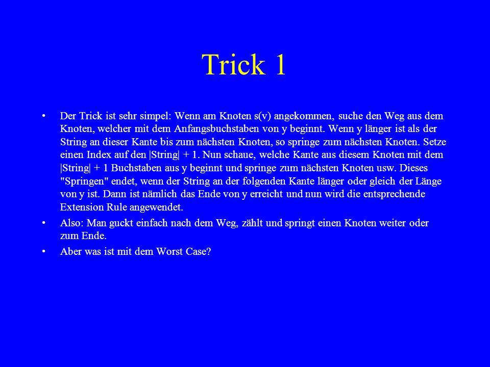 Trick 1