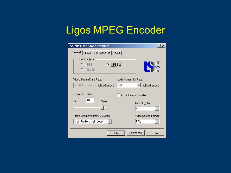 Ligos MPEG Encoder