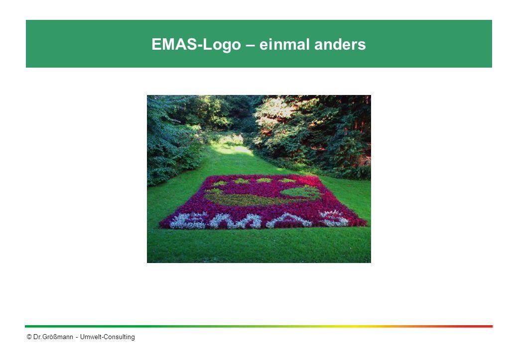 EMAS-Logo – einmal anders