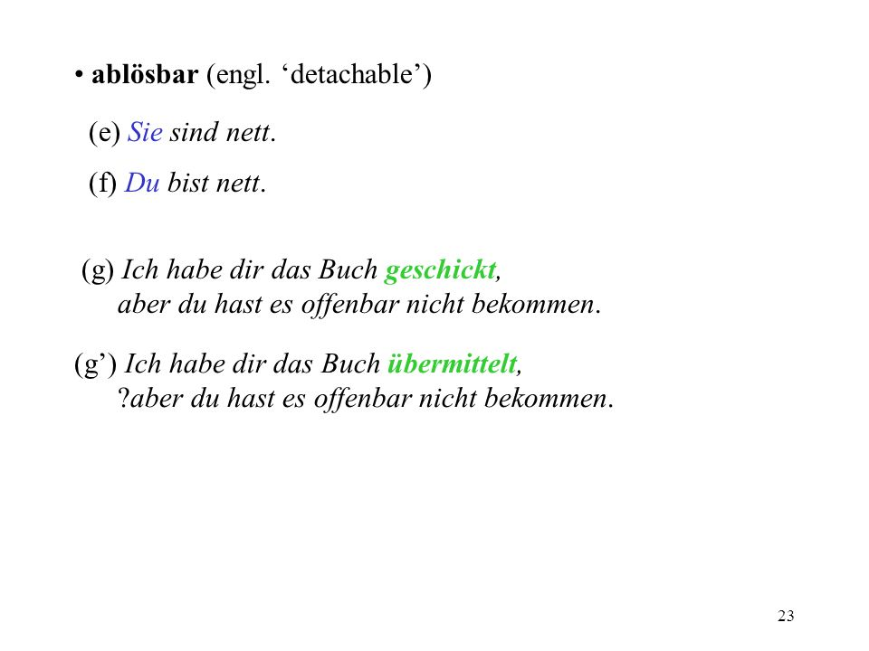 ablösbar (engl. 'detachable')