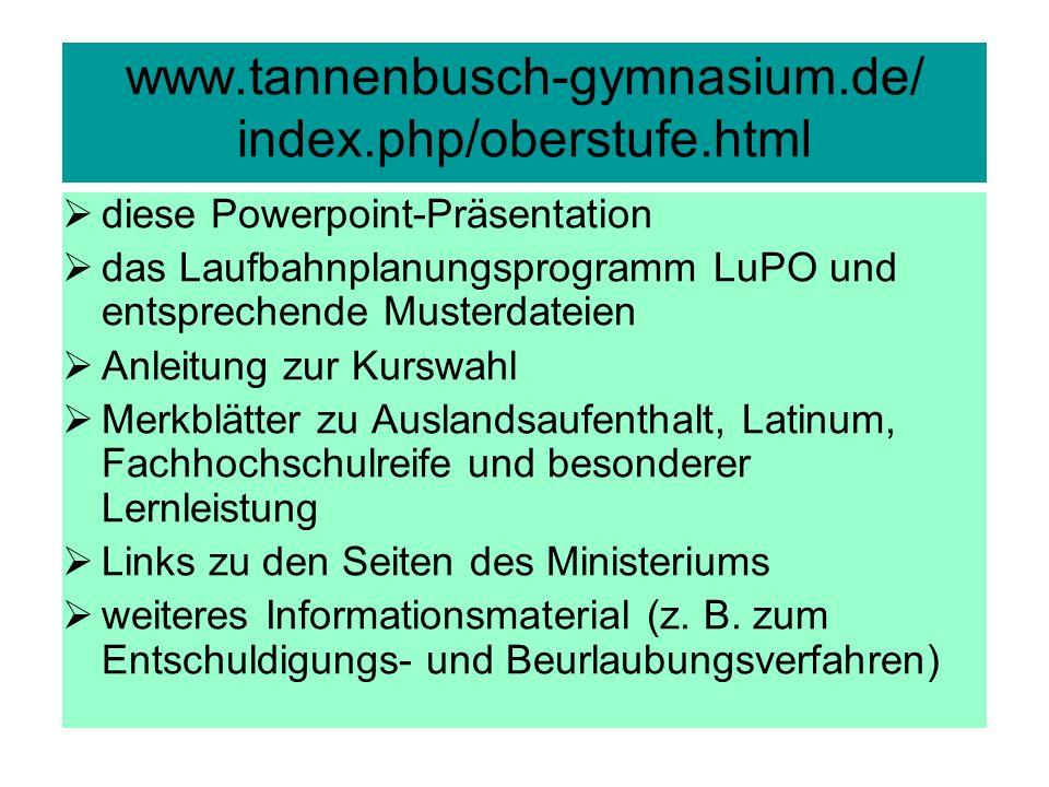www.tannenbusch-gymnasium.de/ index.php/oberstufe.html