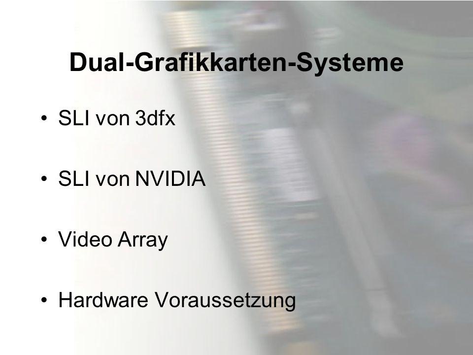 Dual-Grafikkarten-Systeme