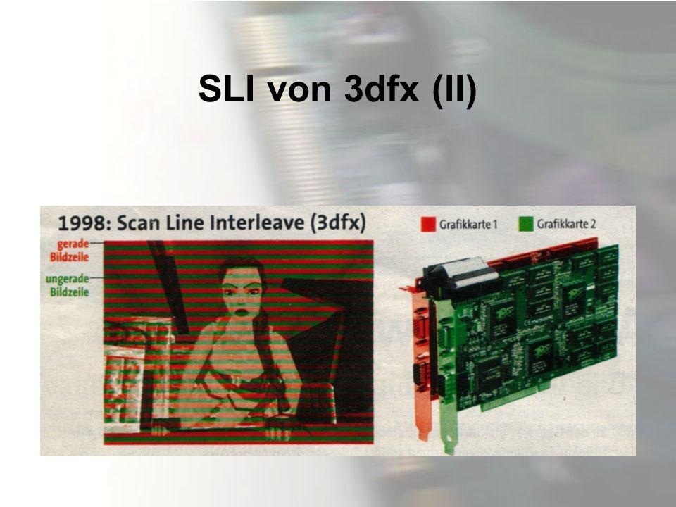 SLI von 3dfx (II)