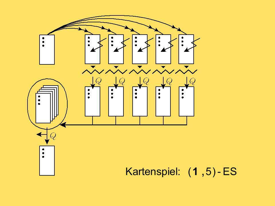 Kartenspiel: ( 1 , 5 ) - ES