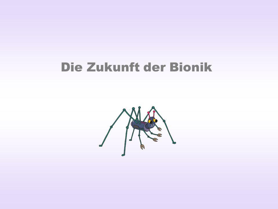 Die Zukunft der Bionik