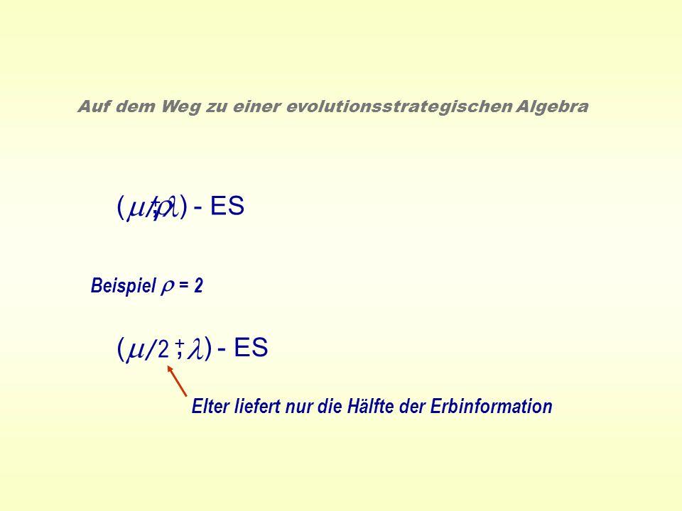 , , m r l m l / / ( ) - ES ( ) - ES 2 Beispiel r = 2