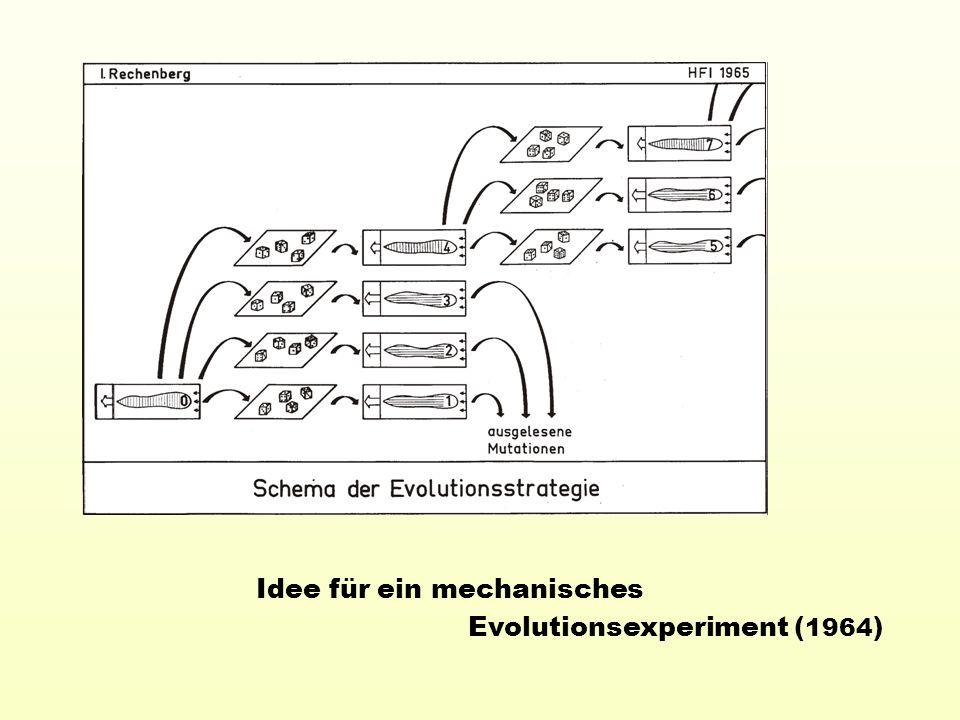 Idee für ein mechanisches
