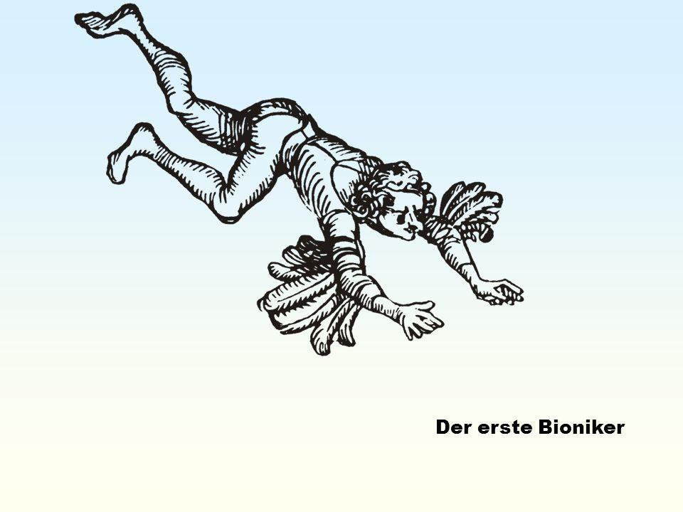 Der erste Bioniker