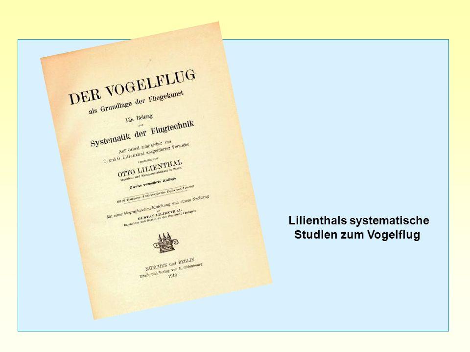 Lilienthals systematische