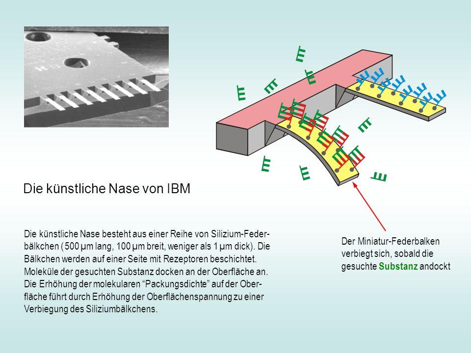 Die künstliche Nase von IBM