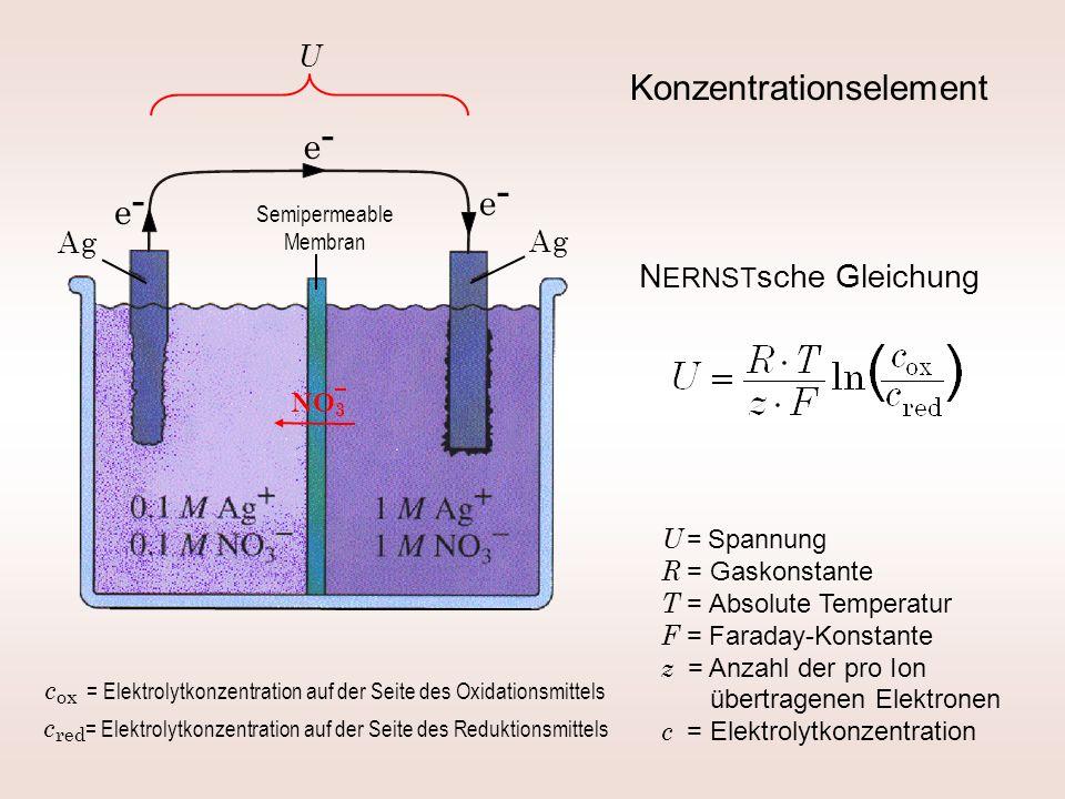 Semipermeable Membran